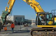L'aeroporto diventerà più grande. Lavori di ampliamentoal via
