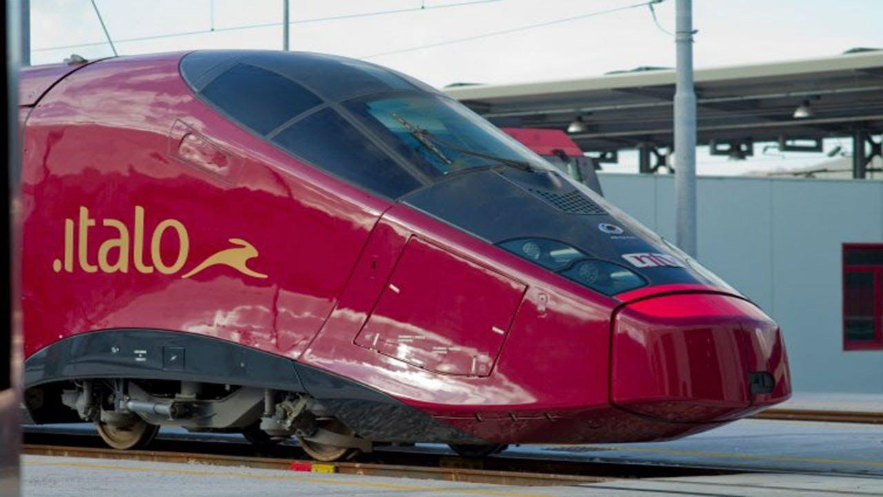 Da Bergamo a Napoli con Italo. Il primo treno parte l'11 marzo
