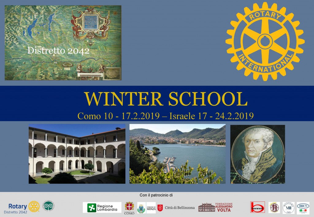 Winter School del Rotary