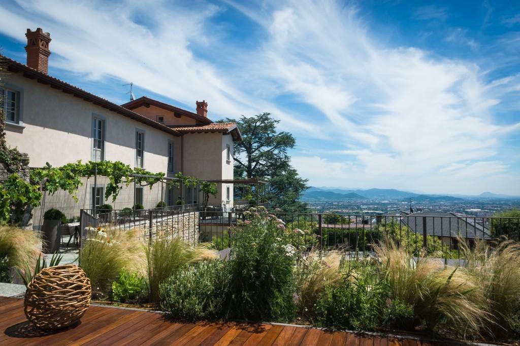 Ristorante Relais San Vigilio, affascinante sul colle più alto di Bergamo