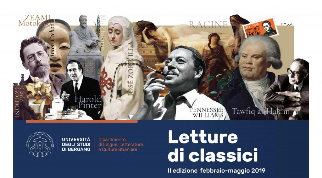 Letture dei classici all'Università di Bergamo