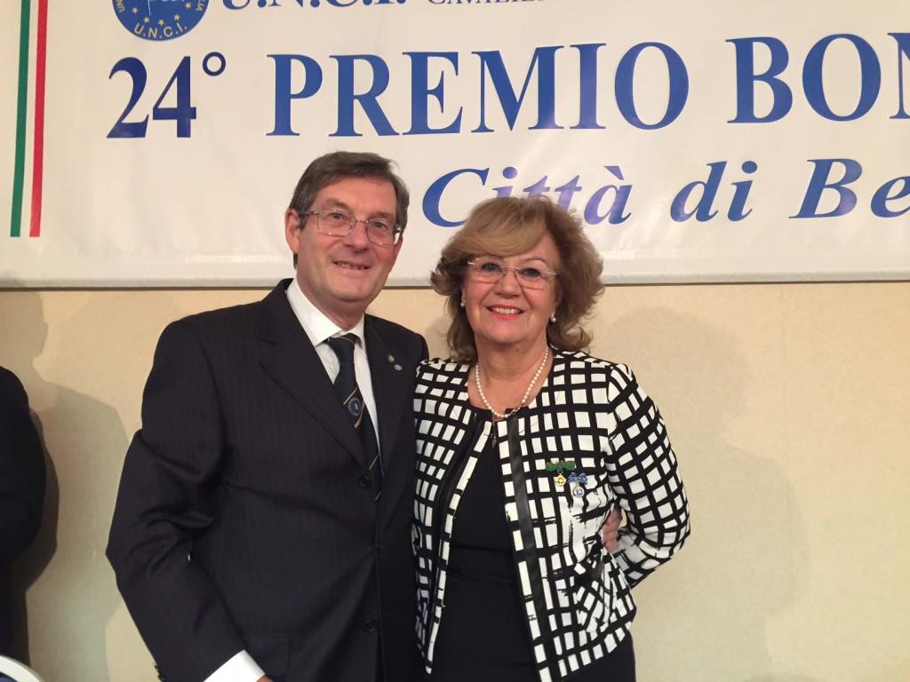 La Bergamo migliore si rispecchia nell'Unione Cavalieri d'Italia