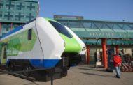 """Ferrovie, presentato il modello del treno """"Caravaggio"""""""