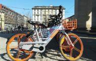 A Bergamo sono arrivate  le nuove Mobike (a tre marce)