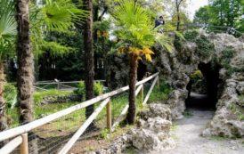 È stato riaperto il Parco Marenzi. Perla con alberi secolari
