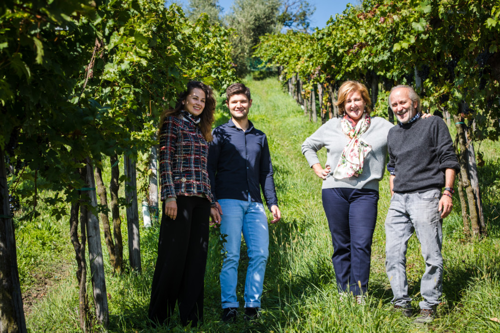 Il Cipresso a Scanzorosciate: l'arte del vino