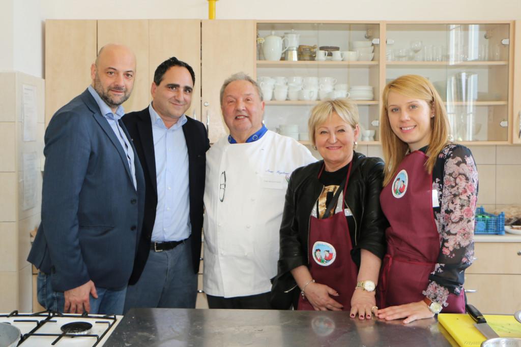 Scambi Erasmus a Bergamo, vince la cucina italiana
