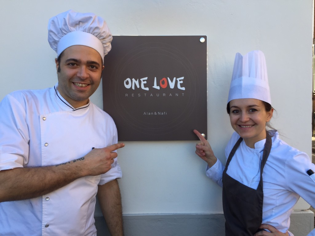 The e Champagne, la strana coppia al One Love di Bergamo