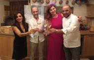 I soci Ais a cena a Florian Maison: eccellente alchimia di sapori