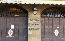 Taverna del Colleoni, in autunno forse nuovo affittuario