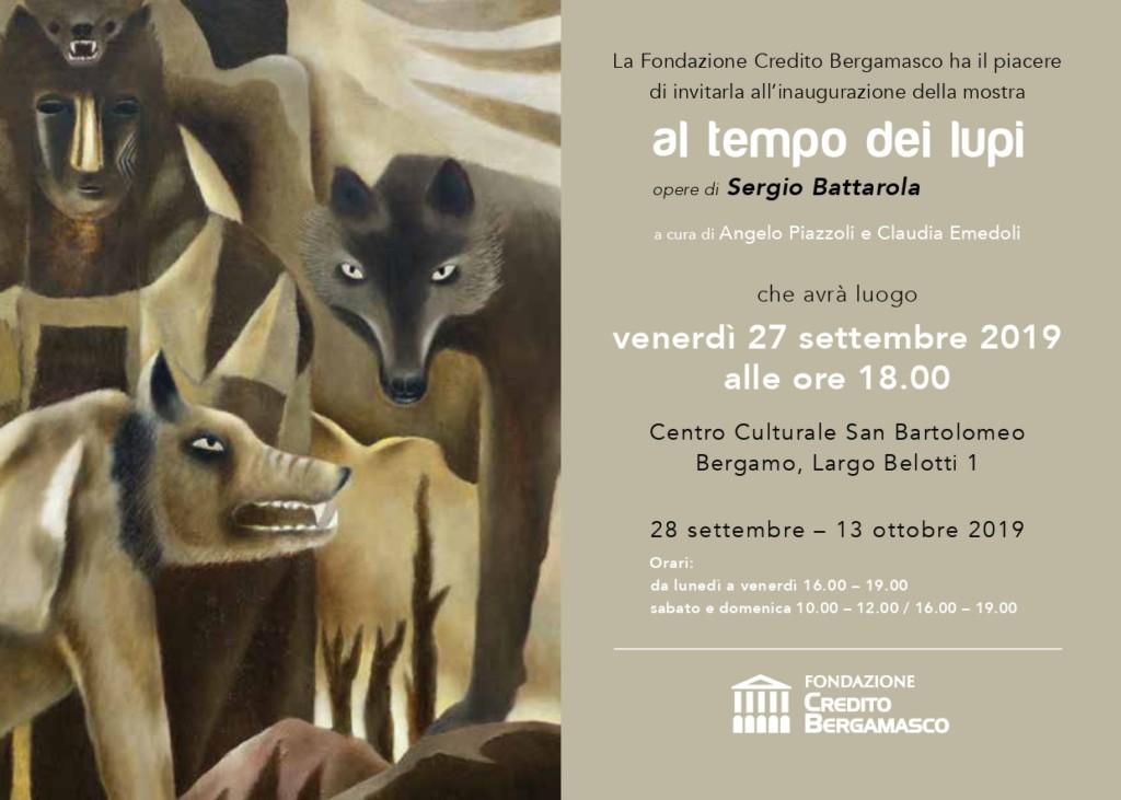 Le opere di Sergio Battarola al Centro Culturale San Bartolomeo