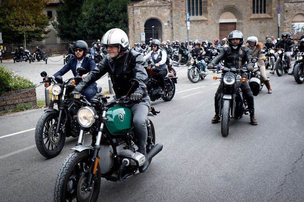 The Distinguished Gentleman's Ride allo Spazio FaSE per la ricerca