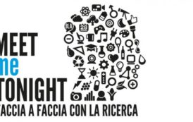 """MEETmeTONIGHT"", la notte europea dei ricercatori"