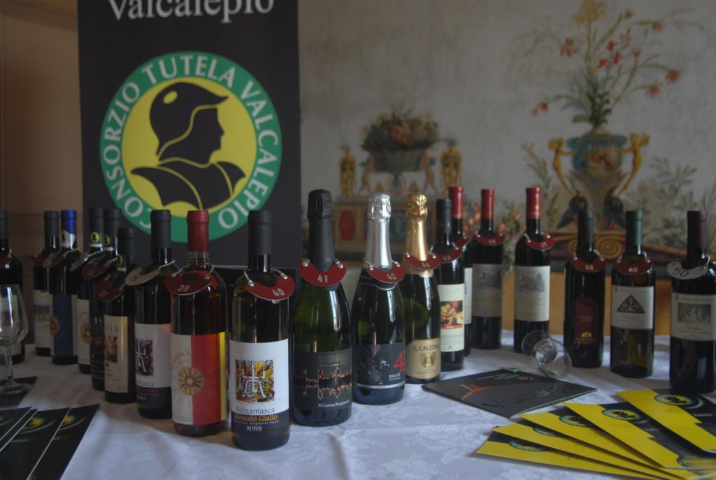 Dopo 3 mesi di crisi riprendono le vendite di vino Valcalepio