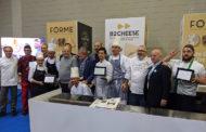 Pesce e formaggi: a Fiera Bergamo gli chef provano e approvano gli abbinamenti