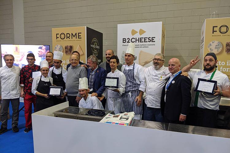 Fiera Bergamo: gli chef provano e approvano gli abbinamenti