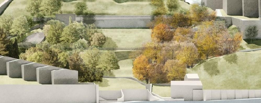 Parcheggio della Fara, apertura fissata per i primi mesi del 2021