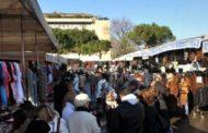 Il mercato su piazza degli Alpini da lunedì 25 novembre