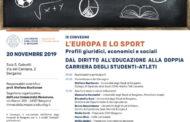 Università di Bergamo: sport in aula