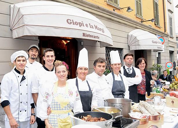 """Lo storico """"Giopì e Margì"""", 36 anni di buona cucina"""