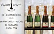 Al Carroponte di Bergamo si presenta lo storico Champagne Napoléon
