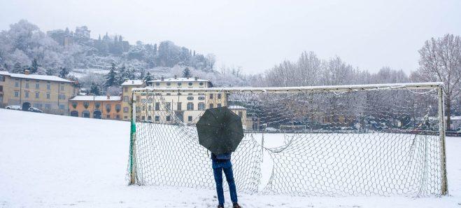 Bergamo, già pronto a scattare il Piano Neve 2019/20
