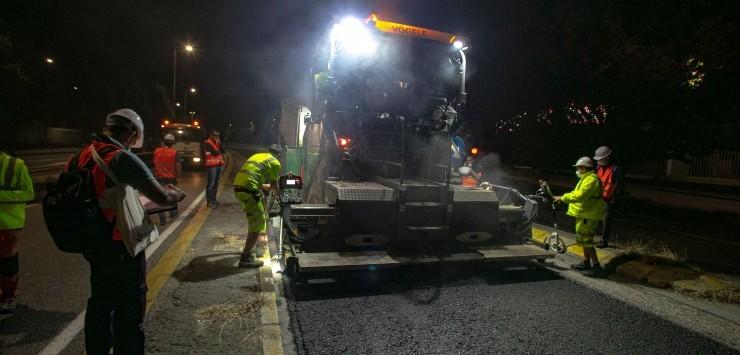 58mila metri di asfalto nuovo sulle strade della città nel 2020