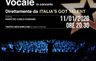 Coro Divertimento Vocale in concerto a Sotto il Monte (BG)