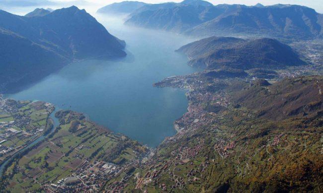 """Il giro del Lago d'Iseo in cento chilometri, sui """"sentieri alti"""""""
