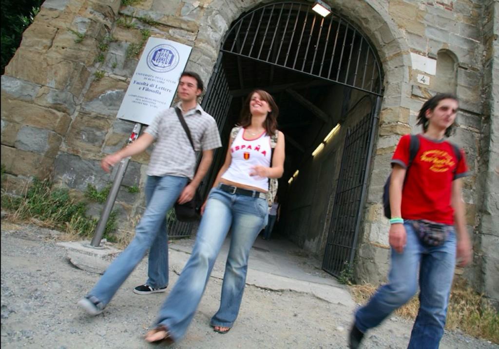 Unibg in continua crescita: offerta formativa, spazi e nuovi corsi