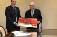 AVIS Lombardia: contributo per restaurare l'Organo del Duomo
