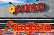 L'Auchan di Curno ha deposto l'insegna: ora è Spazio Conad