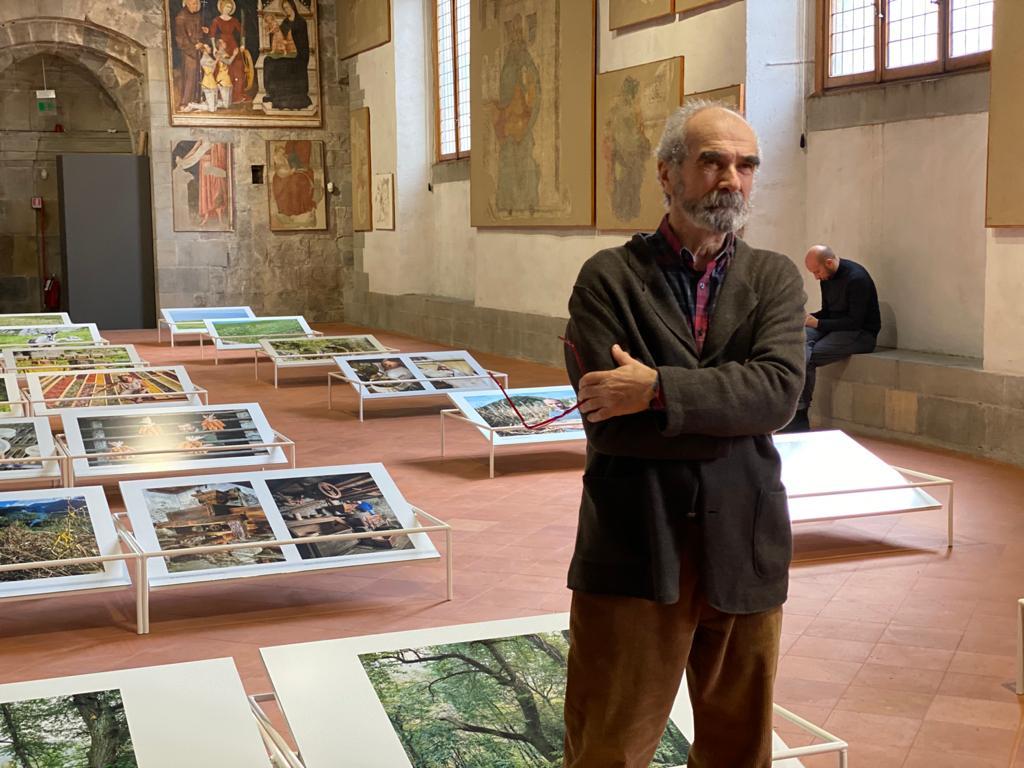 """Presentata la mostra """"Segni e sogni d'alpe"""""""