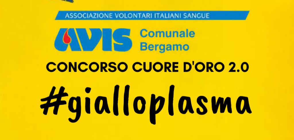 Concorso Cuore d'oro 2.0: edizione #gialloplasma
