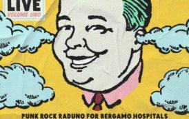 Punk Rock Raduno, compilation per gli ospedali bergamaschi