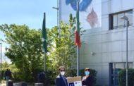 """Campagna OXO Bergamo """"Ai nostri occhi sono loro i veri eroi"""""""
