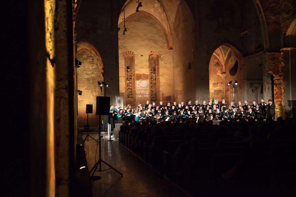 Per l'Università di Bergamo gesti di vicinanza e solidarietà