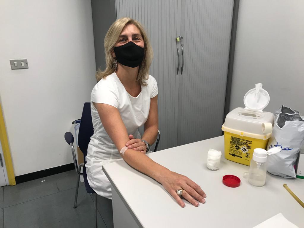 La campagna di screening sierologico all'Università di Bergamo