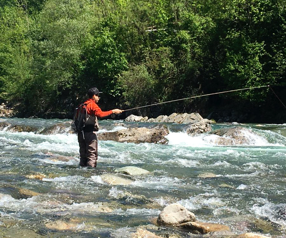 Pescatori, è battaglia tra Upbg e Fipsas Bg
