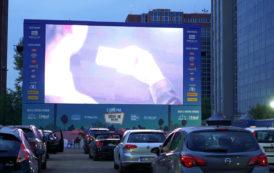 """Alla Celadina come in """"Happy Days"""": cinema formato drive-in"""
