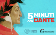 """Unibg per dante 2021 Al via la web serie di cortometraggi """"5 minuti con dante"""""""