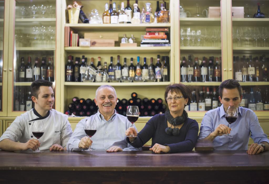 Visconti di Ambivere tra le 13 Premiate Trattorie Italiane