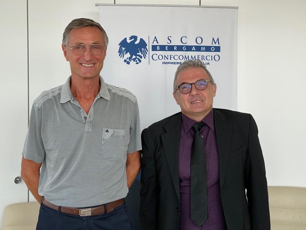 50& Più Ascom, Franco Meloncelli alla guida
