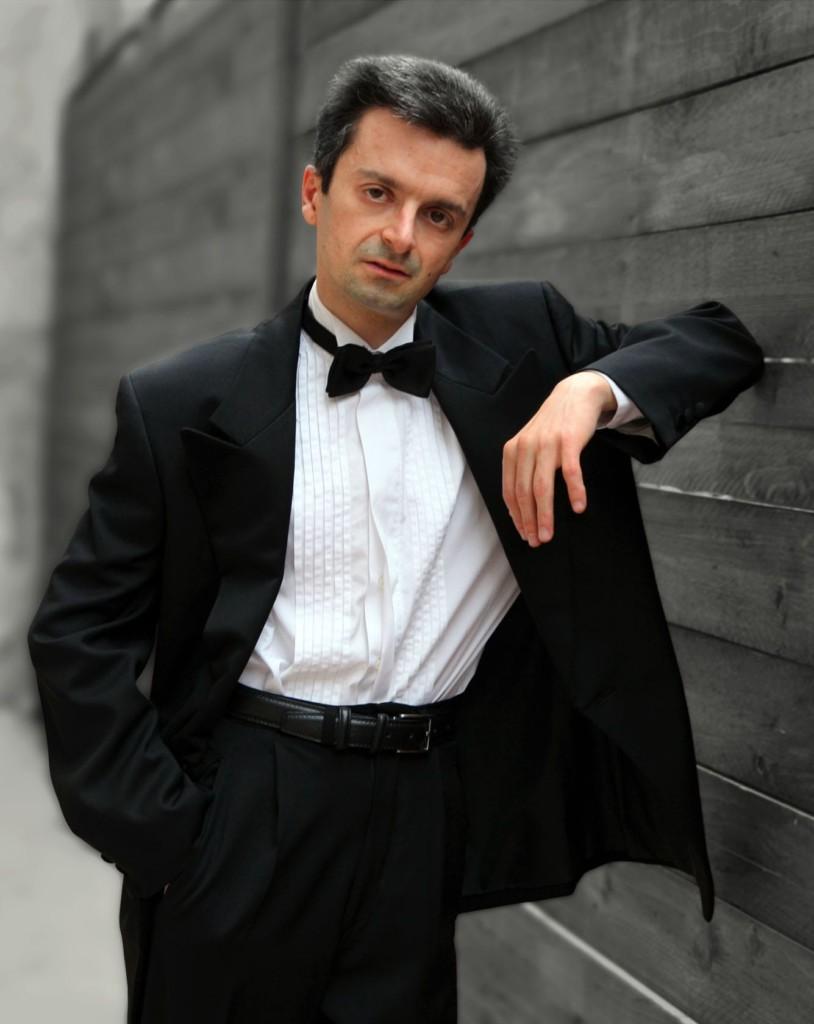 Il Recital di Andrea Bacchetti a Lazzaretto on stage