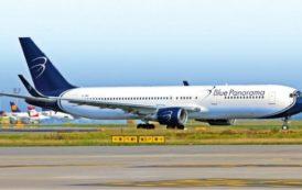 Volo di linea da Orio al Senegal con Blue Panorama