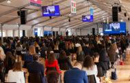 UNIBG consegna i diplomi ai laureati a distanza, alla presenza del ministro Manfredi