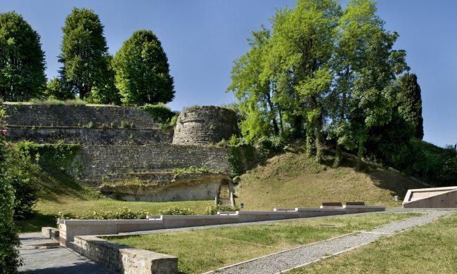 Il parco del castello di San Vigilio chiude due mesi