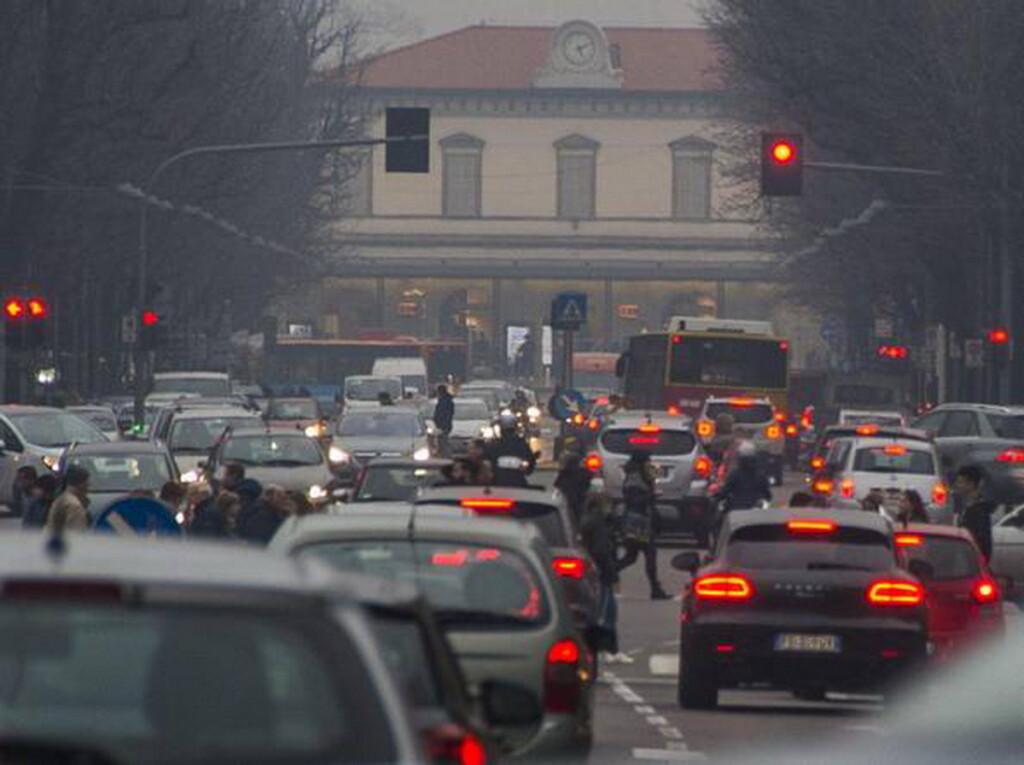 A Bergamo il traffico è calato del 20 per cento