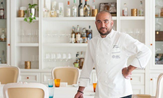 Allo chef De Martino l'etichetta di Comte de Montaigne