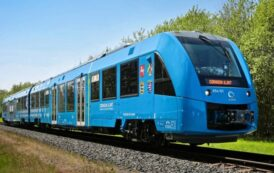 I primi treni a idrogeno in Italia dal Lago d'Iseo